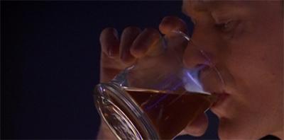 Drinking it in...