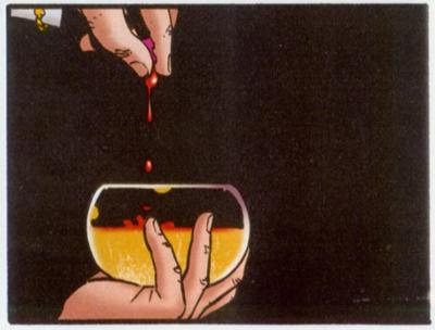 Drink it down...