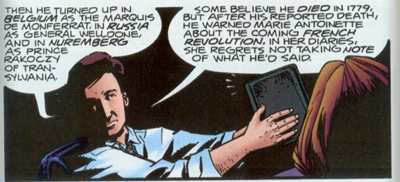 Mulder closes the book on this one...