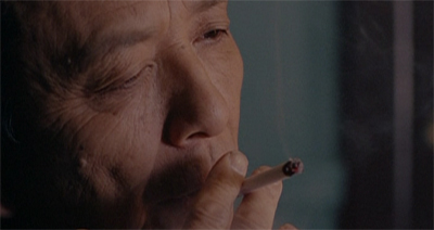 Another Cigarette-Smoking Man...