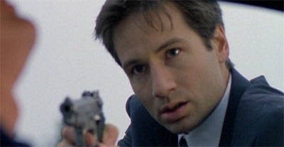 Give it arrest, Mulder...