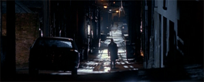 How does the Cigarette-Smoking Man find such moodily lit alleyways?