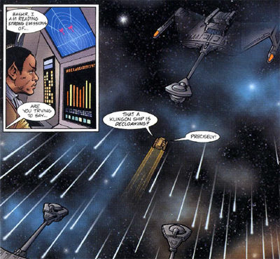 Star Trekkin' across the mirror universe!