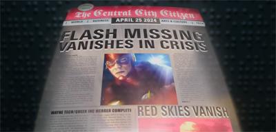 Tomorrow's headlines today!