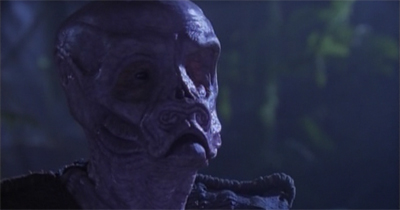 Loving the alien?