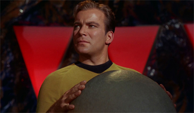 Kirk's willing to play ball...