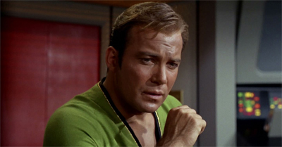 Kirk of fate...