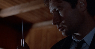 Mulder will have to stay sharp to survive...