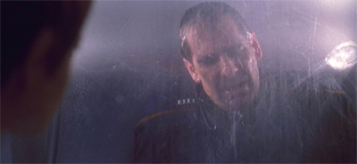 You know, if you told me back in A Night in Sickbay that Archer and T'Pol would have a shower scene...