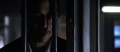Caged beast...