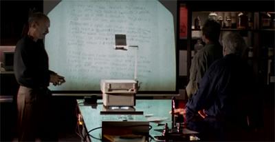 Dead man's letter...