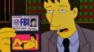 Fox-y agent...