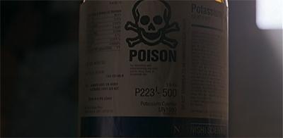 Toxic...