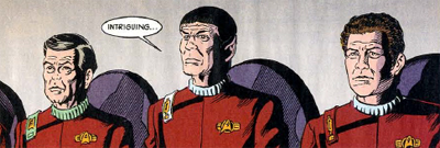 You said it, Spock...