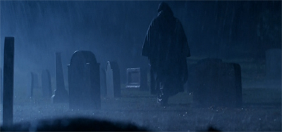 A walk among the tombstones...