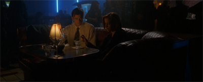The best date Scully's been on in a while, bar none...