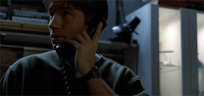 Mulder needs to dial back the jerkishness...