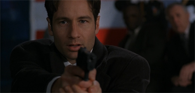 Stop, or my Mulder will shoot!