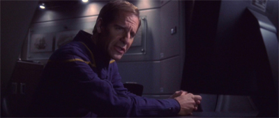 """""""Janeway never had to put up with this crap..."""""""