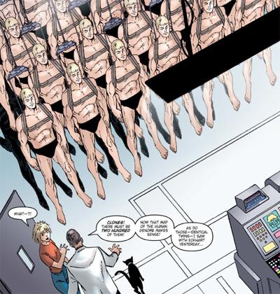 Send in the clones...
