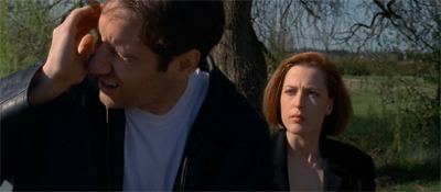 """Scully! My continuity sense is tingling!"""