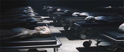 Alien bodies...