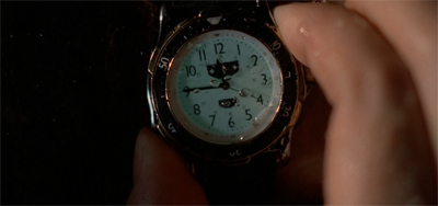 You can set your watch to it...