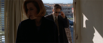 Shady agents...