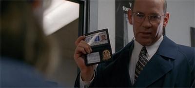 """""""Walter Skinner, F.B.I."""""""