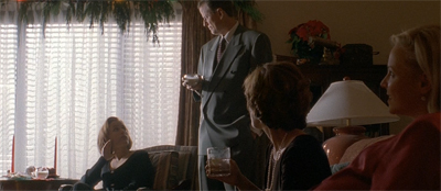 It's a Scully family Christmas...