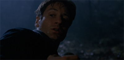 Mulder? Over-react? Never!