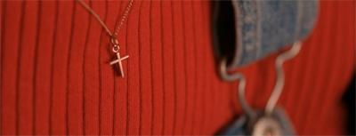 A cross to bear...