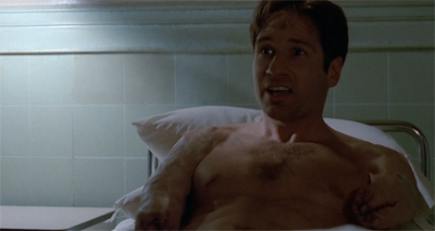 Mulder's going out on a limb here...