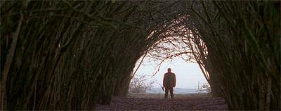 The woodsman...
