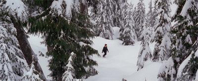 Snow escape...