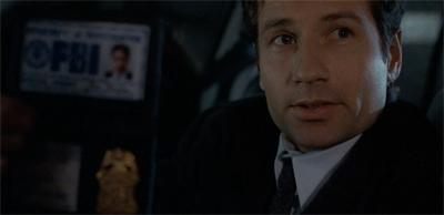"""Fox Mulder, FBI."""