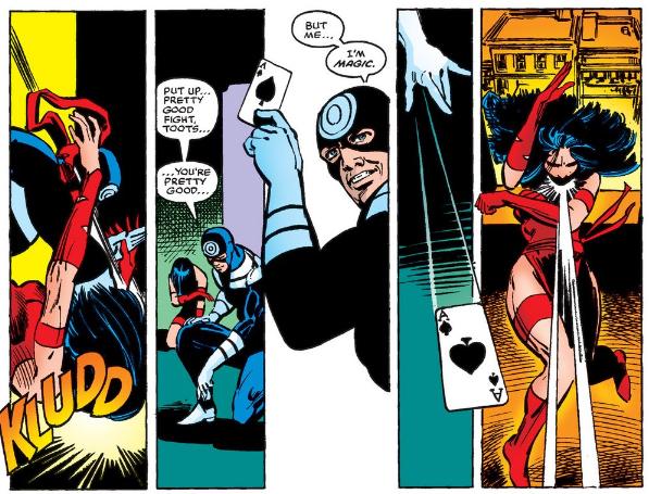 6th Print David Mazzucchelli/'s Personal File Copy Signed Daredevil Born Again