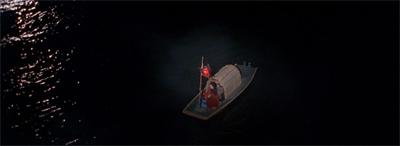 Ghost ship...