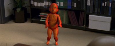 Dancing (devil) baby...