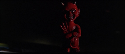 Little devil...