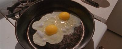 Breakin' some eggs...