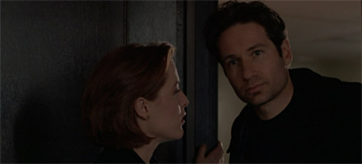 """""""Hey, Scully, can I get a look-in?"""""""