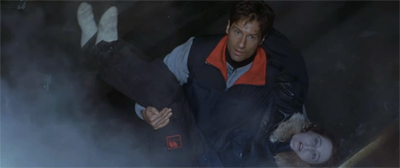 Mulder carries the movie...