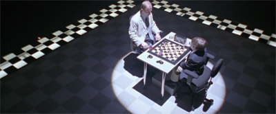 """There is one more way to kill a man... but it is as intricate and precise as a well-played game of chess..."""