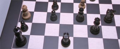 Checkmate...