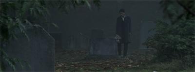 A grave mood...