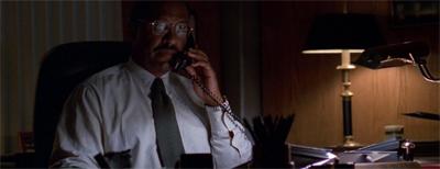 Is he happy Mulder's alive? Of Kersh he is.