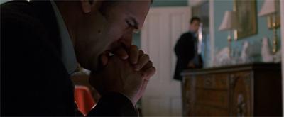 Mulder smells sulphur...