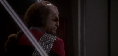 """Guinan was a much better bartender."""