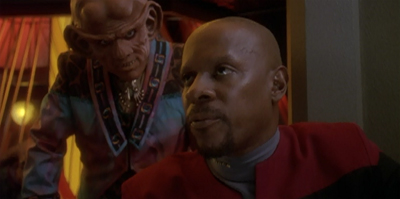 Quark, love doctor...